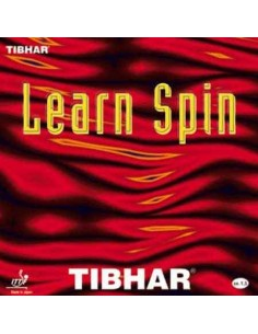 Rubber Tibhar Learn Spin