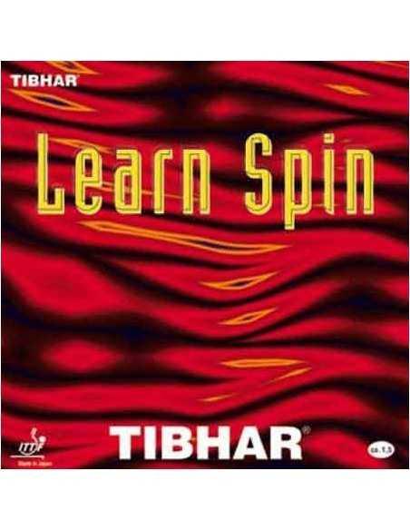 Rubber Tibhar Learn Spin
