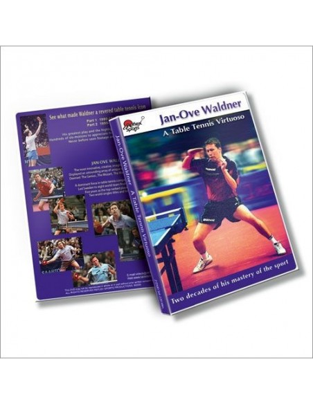 DVD Donic Waldner Magic Moments