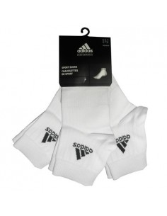 Calcetines Adidas T Corp Ankle, Pack 3.