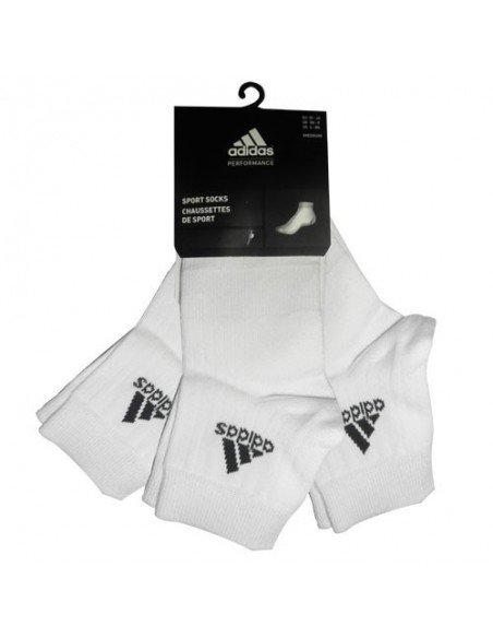 Socks Adidas T Corp Ankle, Pack 3.