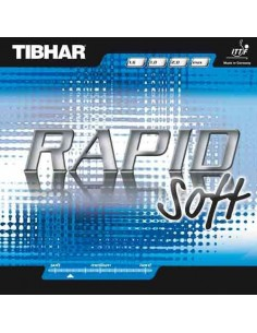 Revêtement Tibhar Rapid Soft