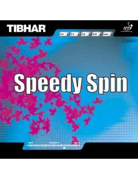 Rubber Tibhar Speedy Spin