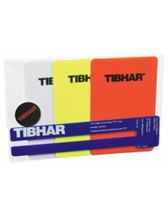 Set Arbitro Tibhar