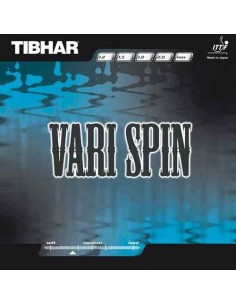 Rubber Tibhar Vari Spin