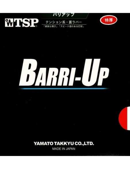 Belag TSP Barri-Up