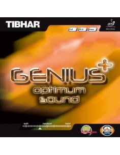 Revêtement Tibhar Genius+Optimun Sound