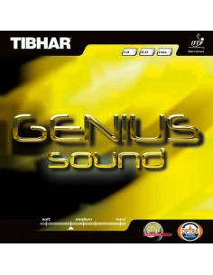 Revêtement Tibhar Genius Sound