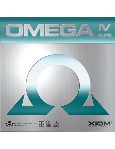Goma Xiom Omega IV Elite