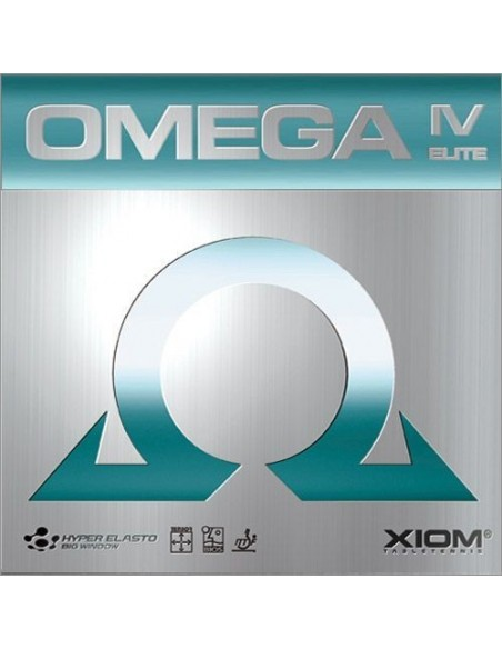 Rubber Xiom Omega IV Elite
