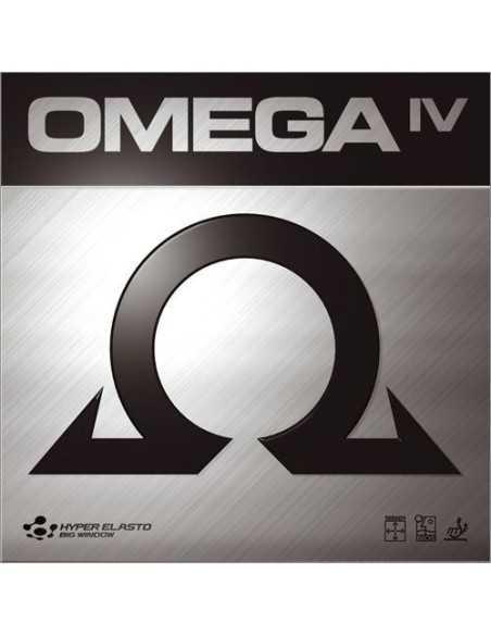 Rubber Xiom Omega IV Pro