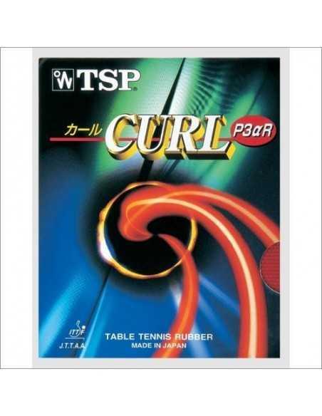 Revêtement TSP Curl P3 Alpha R