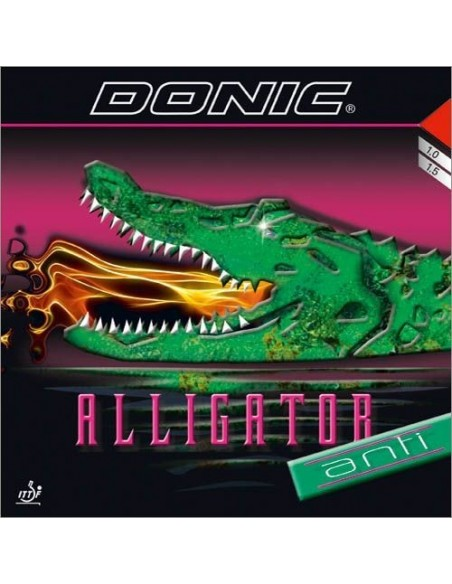 Rubber Donic Alligator Anti