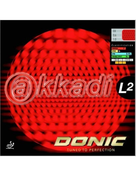 Belag Donic Akkadi L2