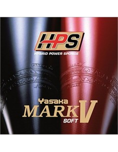Belag Yasaka Mark V HPS Soft