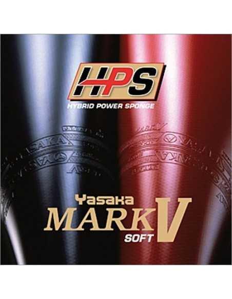 Rubber Yasaka Mark V HPS Soft