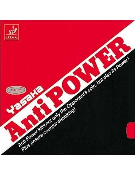 Rubber Yasaka Antipower