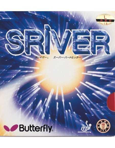 Rubber Butterfly Sriver L