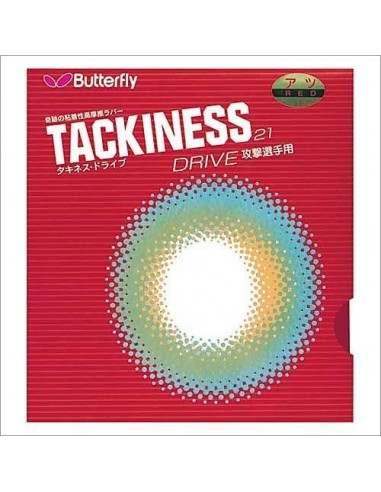 Goma Butterfly Tackiness Drive
