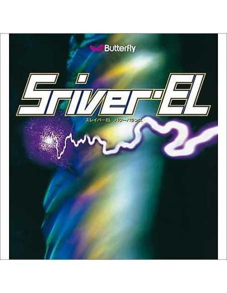 Rubber Butterfly Sriver EL