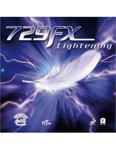 Rubber Friendship 729 Super FX Lightning