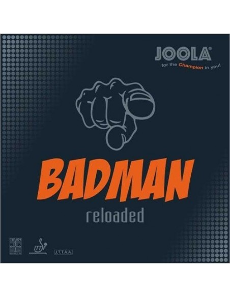 Revêtement Joola Badman Reloaded
