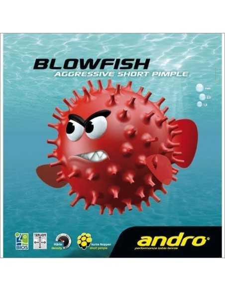 Revêtement Andro Blowfish