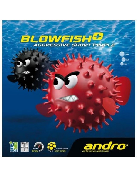 Belag Andro Blowfish +