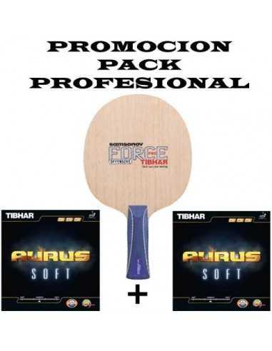 Pack Profesional Samsonov Force Pro + Aurus Soft.