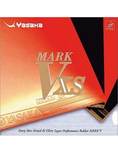 Rubber Yasaka Mark V XS