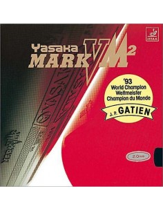 Rubber Yasaka Mark V M2