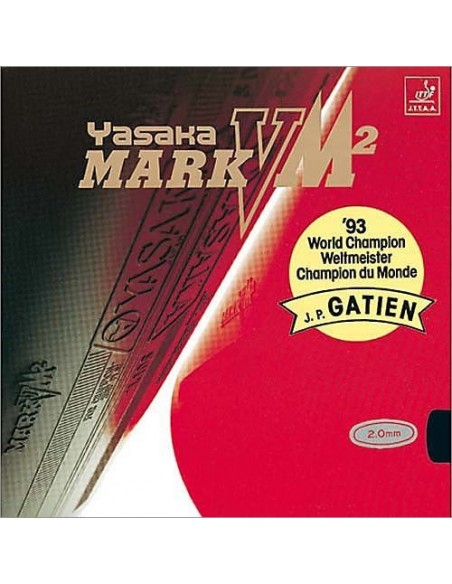 Revêtement Yasaka Mark V M2
