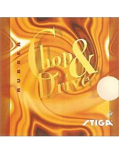 Rubber Stiga Chop & Drive