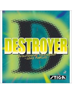 Rubber Stiga Destroyer