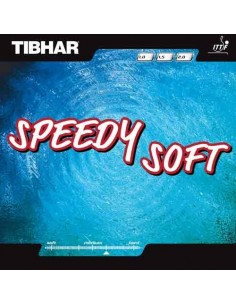 Rubber Tibhar Speedy Soft