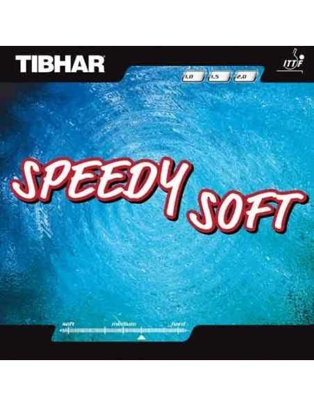 Rubber Tibhar Speedy Soft