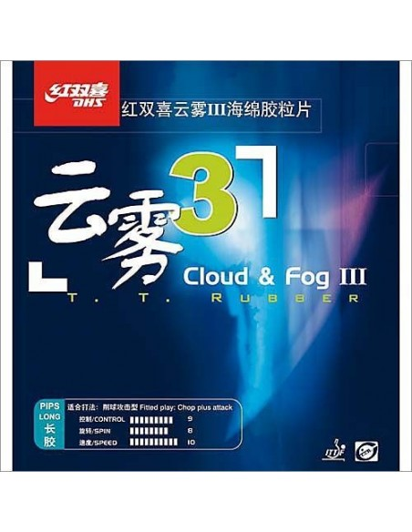 Rubber DHS Cloud & Fog 3