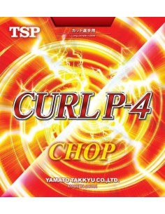 Goma TSP Curl P-4