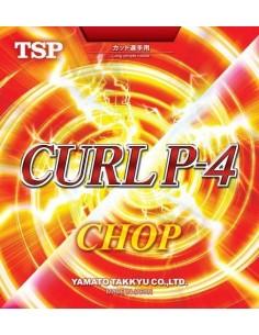 Rubber TSP Curl P-4