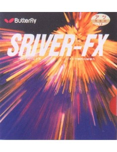 Rubber Butterfly Sriver FX