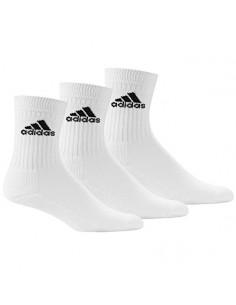 Calcetines Adidas H Adicrew, Pack 3.