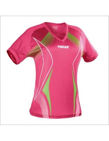 Camiseta Tibhar Race Lady