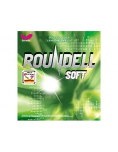 Rubber Butterfly Roundell Soft