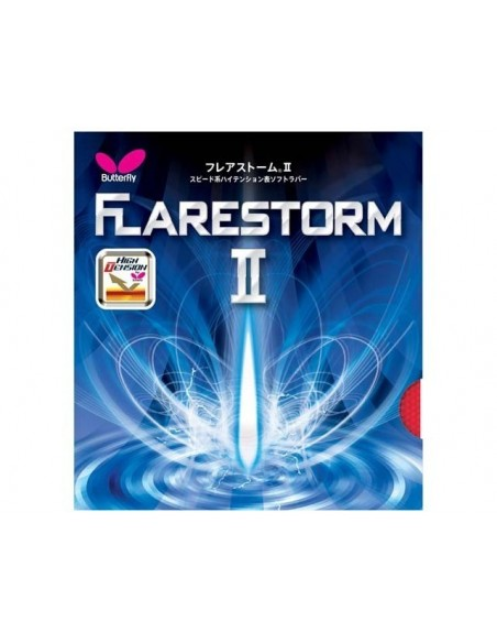 Rubber Butterfly Flarestorm II
