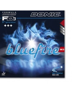 Rubber Donic Bluefire M3