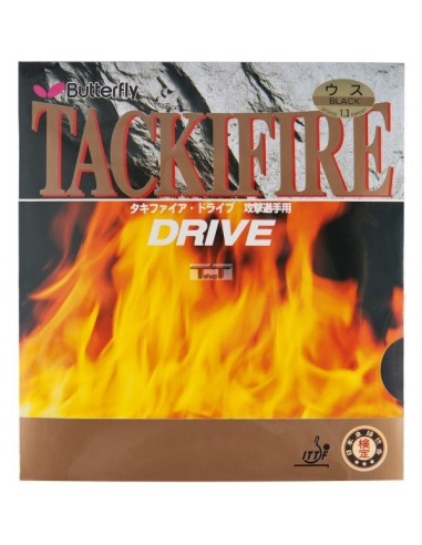 Goma Butterfly Tackfire Drive