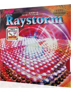 Rubber Butterfly Raystorm