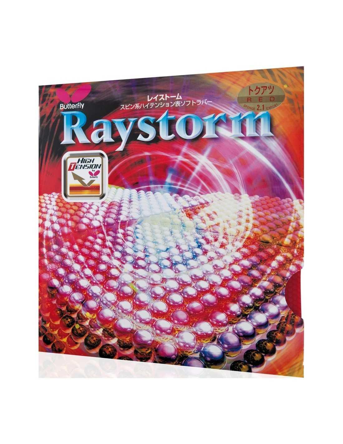 belag butterfly raystorm tischtennis beläge