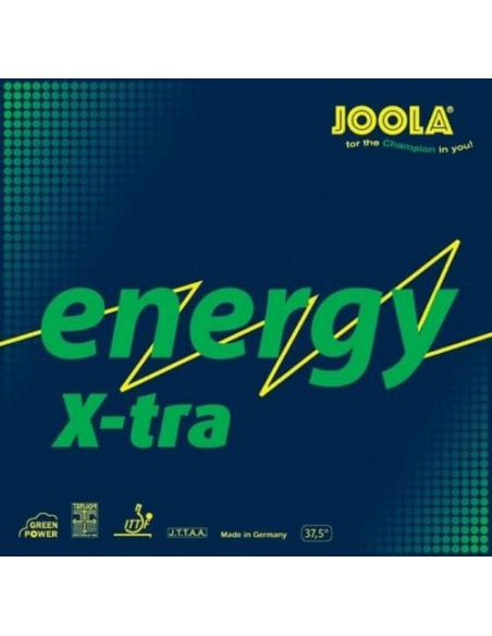 Rubber Joola Energy X-Tra