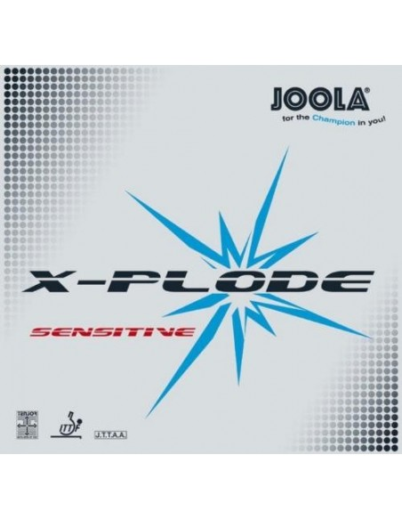 Rubber Joola X-Plode Sensitive